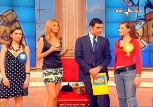 Adriana Volpe dans In Famiglia - 02/03/08 - 6