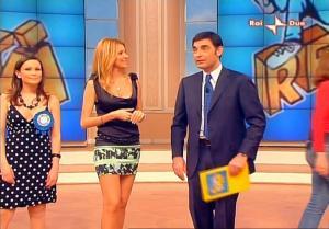 Adriana Volpe dans In Famiglia - 02/03/08 - 7