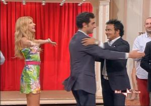 Adriana Volpe dans In Famiglia - 08/10/06 - 1