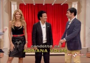 Adriana Volpe dans In Famiglia - 14/10/06 - 04