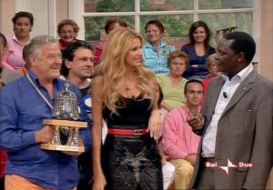 Adriana Volpe dans In Famiglia - 14/10/06 - 14
