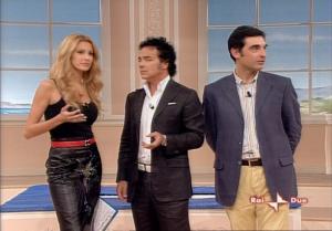 Adriana Volpe dans In Famiglia - 14/10/06 - 24