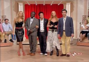 Adriana Volpe dans In Famiglia - 14/10/06 - 55