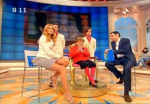 Adriana Volpe, In Famiglia et par dans lex - 17/02/08 - 4
