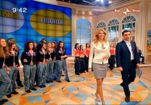Adriana Volpe, In Famiglia et par dans lex - 17/02/08 - 9