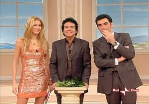 Adriana Volpe dans In Famiglia - 17/12/06 - 2