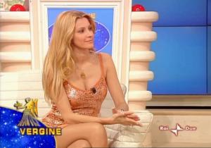 Adriana Volpe dans In Famiglia - 17/12/06 - 5