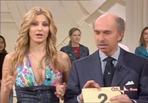 Adriana Volpe dans In Famiglia - 26/02/05 - 2