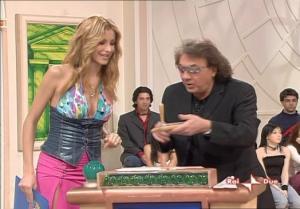 Adriana Volpe dans In Famiglia - 26/02/05 - 4