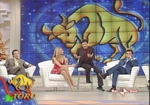 Adriana Volpe dans In Famiglia - 26/12/04 - 1