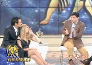 Adriana Volpe dans In Famiglia - 28/11/04 - 2