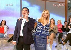 Adriana Volpe dans Mattina In Famiglia - 20/02/09 - 01