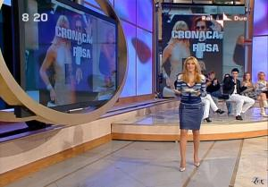 Adriana Volpe dans Mattina In Famiglia - 20/02/09 - 19