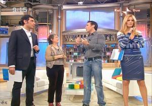 Adriana Volpe dans Mattina In Famiglia - 20/02/09 - 30