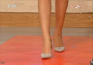 Adriana Volpe dans Mattina In Famiglia - 20/02/09 - 36