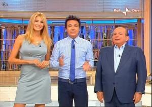 Adriana Volpe dans Mezzogiorno In Famiglia - 04/10/08 - 2