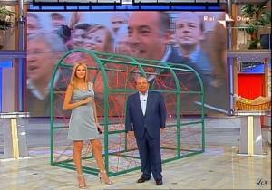 Adriana Volpe dans Mezzogiorno In Famiglia - 04/10/08 - 6
