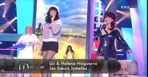 Lio et Héléna Noguerra dans Toute La Musique - 07/08/10 - 1