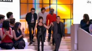 Lio dans le Grand Journal De Canal Plus - 25/02/10 - 1