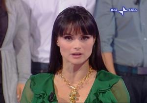Lorena Bianchetti dans 100 E Lode - 05/10/08 - 2