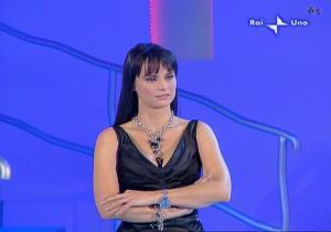 Lorena Bianchetti dans 100 E Lode - 12/10/08 - 1