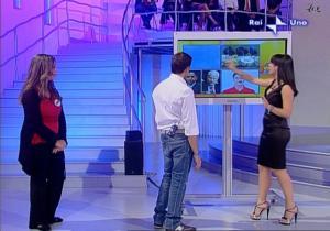 Lorena Bianchetti dans 100 E Lode - 12/10/08 - 14
