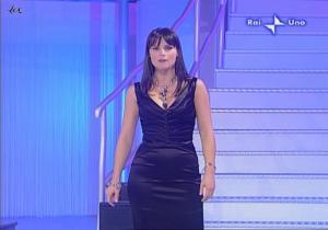 Lorena Bianchetti dans 100 E Lode - 12/10/08 - 5
