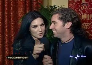 MoniÇa Bellucci dans I Raccomandati - 09/11/04 - 8