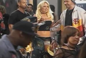 Pamela Anderson dans Blitz