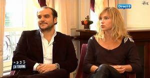 Pascale Arbillot dans Ca Tourne - 22/10/09 - 3