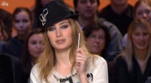 Pauline Lefèvre dans le Grand Journal De Canal Plus - 03/03/09 - 2