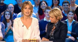 Pauline Lefèvre dans le Grand Journal De Canal Plus - 23/10/09 - 2