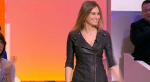 Pauline Lefèvre dans le Grand Journal De Canal Plus - 26/01/09 - 1