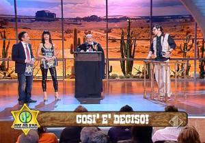 Rossella Brescia dans Colorado - 31/01/08 - 3