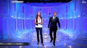 Sandrine Quétier dans 50 Minutes Inside - 03/10/09 - 1