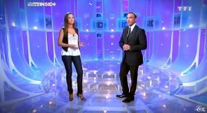 Sandrine Quétier dans 50 Minutes Inside - 03/10/09 - 2