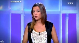 Sandrine Quétier dans 50 Minutes Inside - 03/10/09 - 3