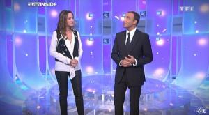 Sandrine Quétier dans 50 Minutes Inside - 10/10/09 - 1