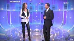 Sandrine Quétier dans 50 Minutes Inside - 10/10/09 - 3