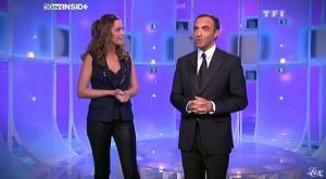 Sandrine Quétier dans 50 Minutes Inside - 21/11/09 - 1