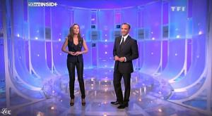 Sandrine Quétier dans 50 Minutes Inside - 21/11/09 - 2