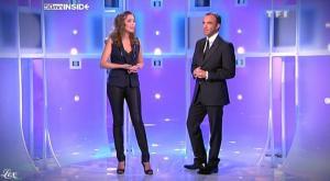 Sandrine Quétier dans 50 Minutes Inside - 21/11/09 - 3