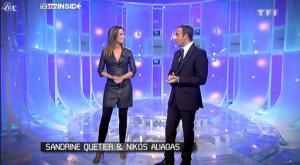 Sandrine Quétier dans 50 Minutes Inside - 23/09/09 - 1