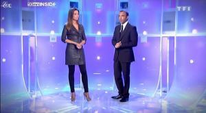 Sandrine Quétier dans 50 Minutes Inside - 23/09/09 - 3