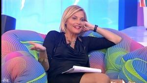 Simona Ventura dans Quelli Che Il Calcio - 10/01/10 - 2