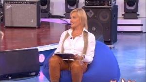 Simona Ventura dans Quellii Che Il Calcio - 30/12/07 - 2