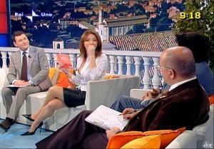 Sonia Grey dans Uno Mattina - 20/02/10 - 2