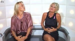 Sophie Davant et LBAQ dans le Grand Journal De Canal Plus - 10/09/09 - 1