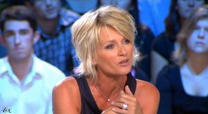 Sophie Davant dans le Grand Journal De Canal Plus - 09/09/09 - 2