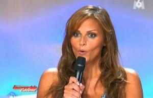 Sophie Edelstein dans Incroyable Talent - 02/10/08 - 2